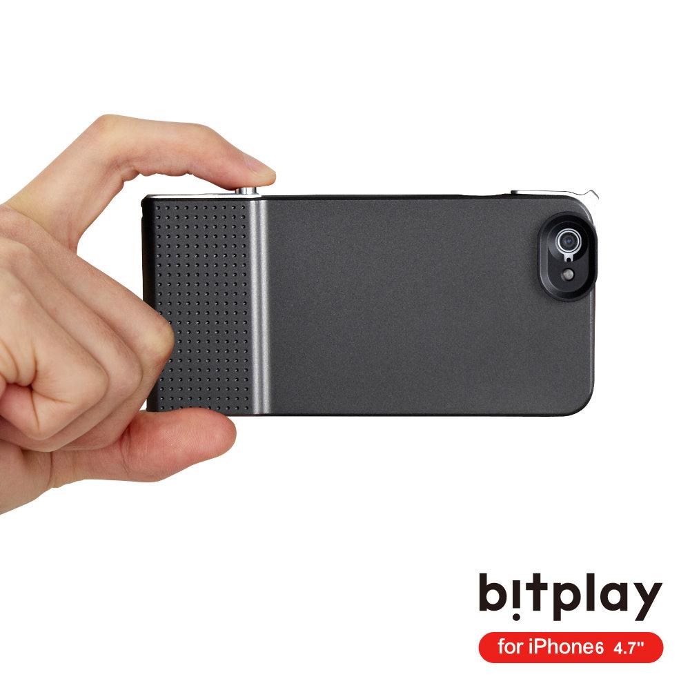 bitplay SNAP!6 for iPhone6 4.7吋 金屬質感相機快門手機殼