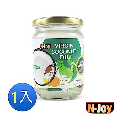 N-Joy 恩久 有機冷壓初榨椰子油(500ml)