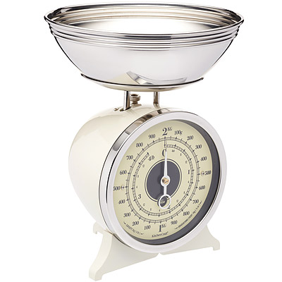 KitchenCraft 經典指針料理秤(2kg)