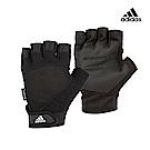 Adidas Training 防滑短指手套 (經典黑)
