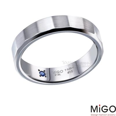 MiGO-幸福旅程男戒