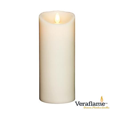 Veraflame 擬真火焰搖擺蠟燭(3吋/真蠟)-20cm