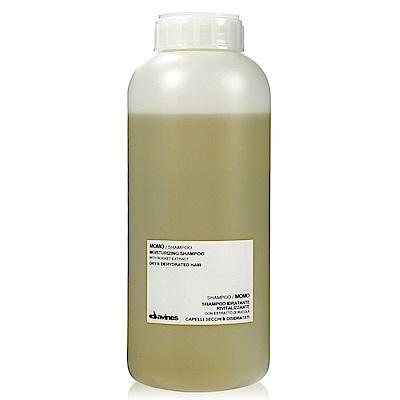 Davines達芬尼斯(特芬莉) MOMO甘露水潤洗髮露1000ml(乾燥髮質適用)