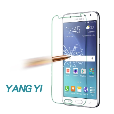 YANG YI 揚邑 Samsung J7 2016版 防爆防刮 9H鋼化玻璃保...