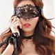 性感情趣眼罩手環組 花漾美姬 蕾絲內衣配件