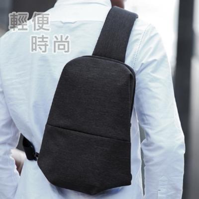 leaper kaka時尚休閒胸包 共2色