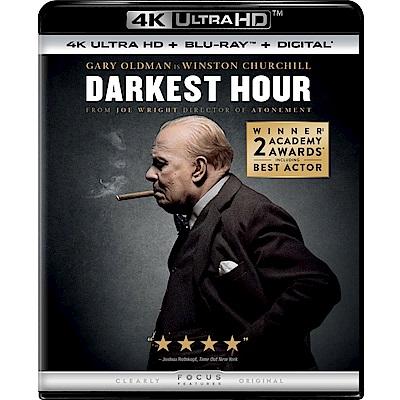 最黑暗的時刻 UHD + BD 雙碟版  藍光 BD