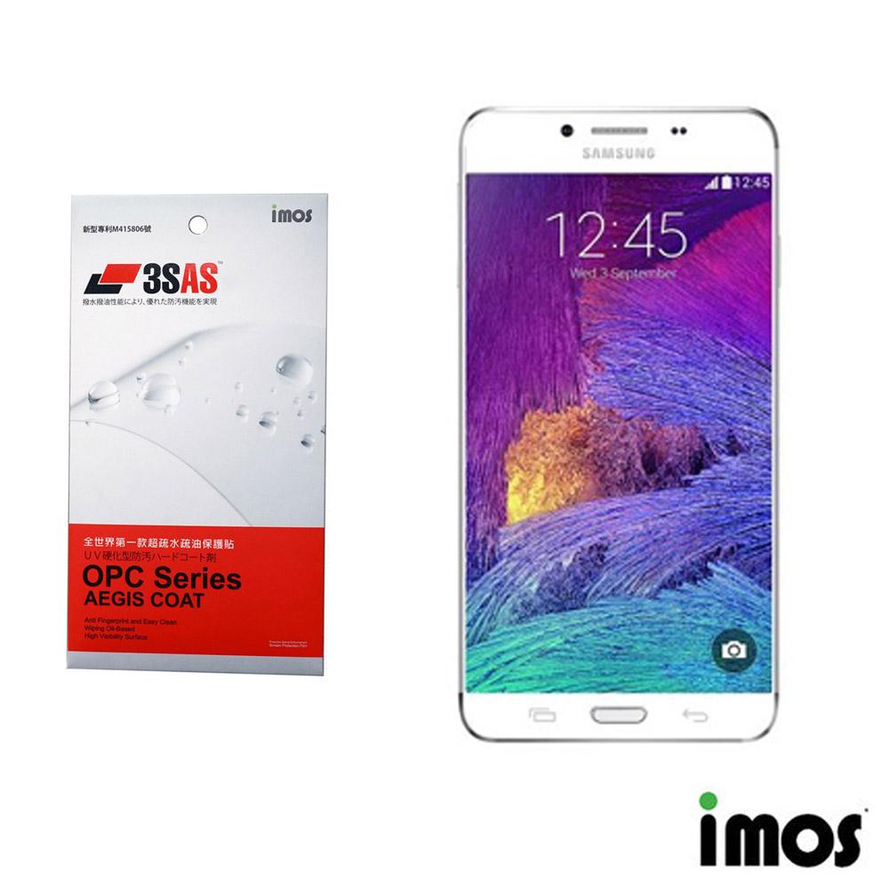 iMos Samsung GALAXY S6超抗潑水疏油效果保護貼
