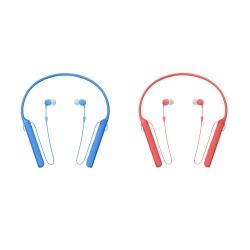 SONY 無線藍牙頸掛入耳式耳機 WI-C400 (公司貨)