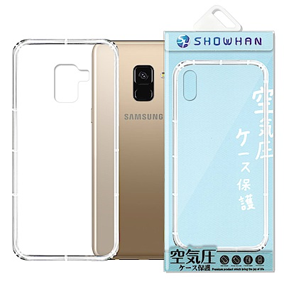 【SHOWHAN】Samsung Galaxy A8 Plus (2018) 空...