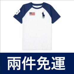 Polo Ralph Lauren美國國旗短T