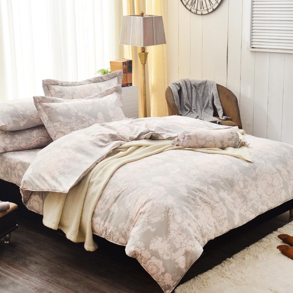 Goelia 狄安娜 雙人 活性印染超細纖 全鋪棉床包兩用被四件組