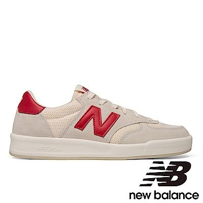 New Balance 復古鞋CRT300WR-D中性白色