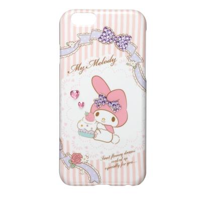 日本 Suncrest Melody iPhone 6(4.7吋)閃鑽保護殼(蛋...