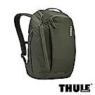 Thule EnRoute 23L 電腦後背包(軍綠/15.6 吋內筆電適用)