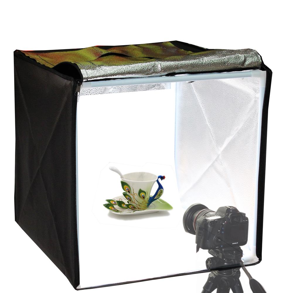 FOTGA 攜帶型攝影光棚(LED-T64)