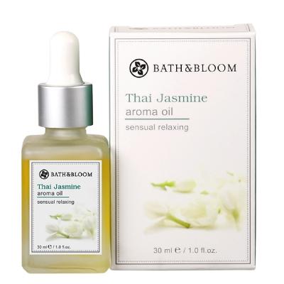*Bath & Bloom泰國茉莉香氛油30ml