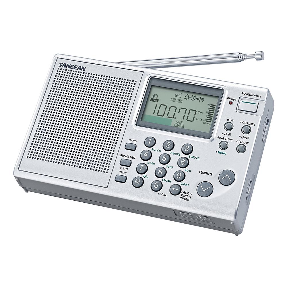SANGEAN 專業化數位型收音機 ATS405