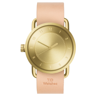 TID Watches No.1 Steel-TID-G40-NW/40mm