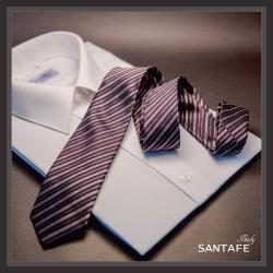SANTAFE 韓國進口中窄版7公分流行領帶 (KT-128-1601004)