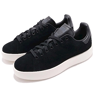 adidas 休閒鞋 Stan Smith Bold W 女鞋