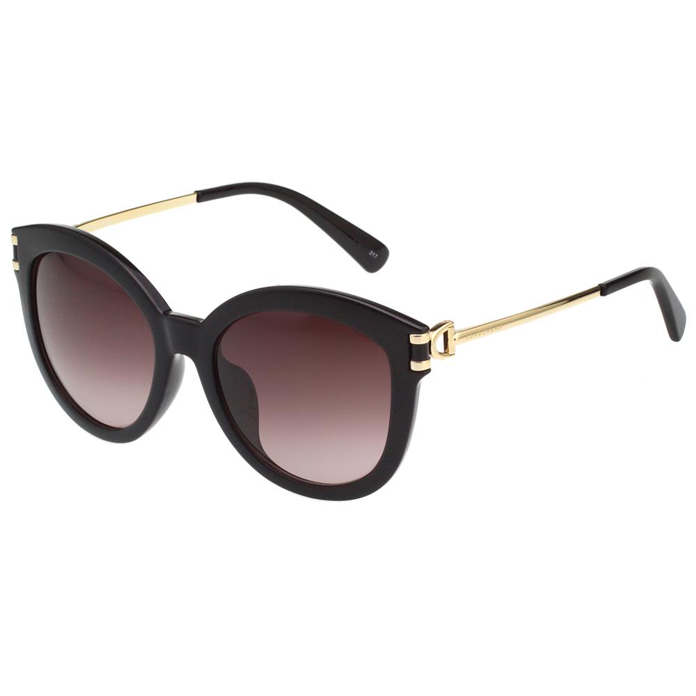 LONGCHAMP 太陽眼鏡 (黑色) LO604SA