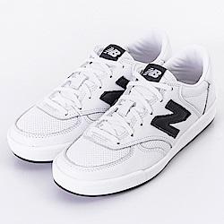 New Balance 男女休閒鞋CRT300LC-D 白