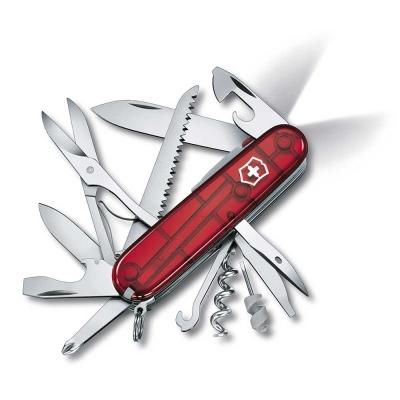 VICTORINOX 狩獵者20用LED白光瑞士刀