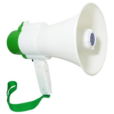歌林充電式錄音喊話器-KMC-EH316