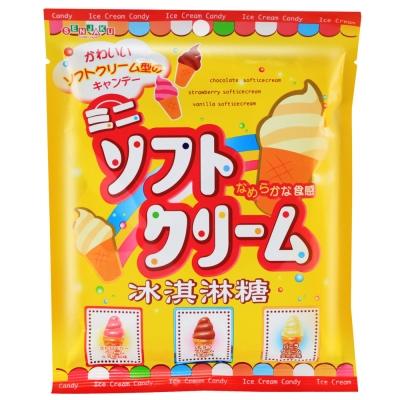 扇雀飴-迷你冰淇淋糖-彈珠汽水糖-2件-100