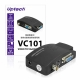Uptech VC101 VIDEO TO VGA影像轉換器 product thumbnail 1