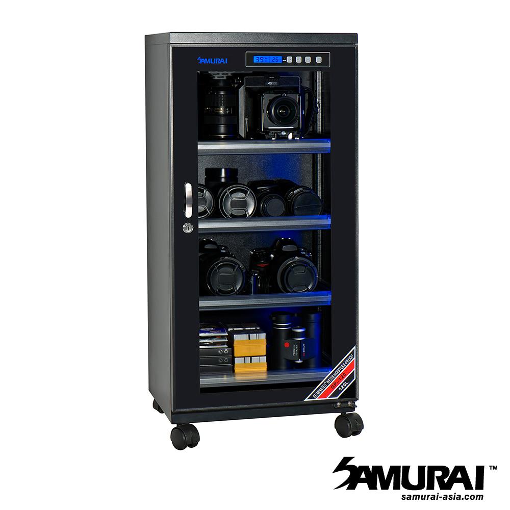 SAMURAI 新武士 GP2-120L 數位電子防潮箱(公司貨)