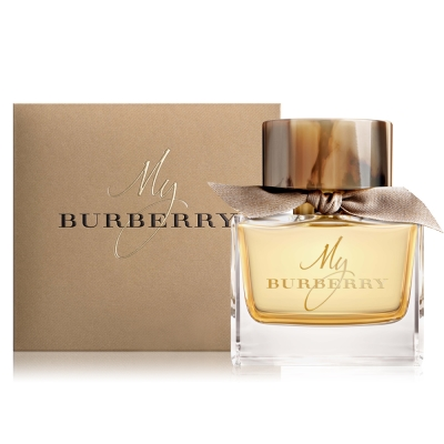 BURBERRY My Burberry 女性淡香精50ml