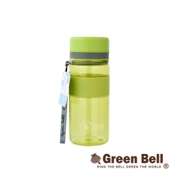 GREEN BELL綠貝直身防滑水壺600ml(綠色)
