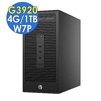HP 280G2 G3920/4G/1TB/W7P