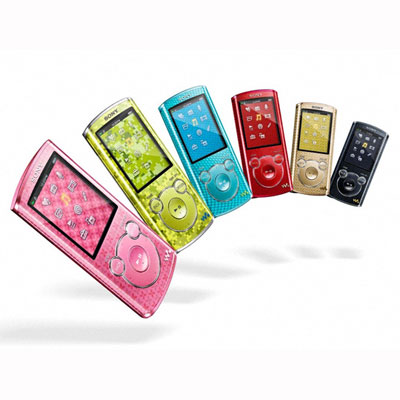 SONY-Walkman-數位隨身聽-NWZ-E463-2吋-4GB