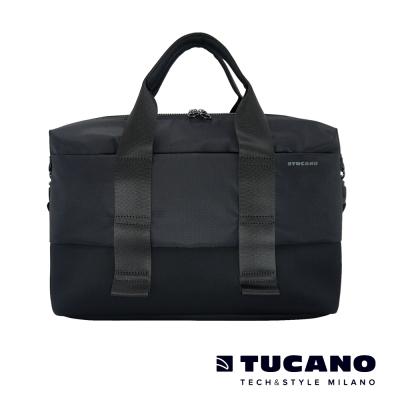 TUCANO-MODO-15吋縱橫當代商務托特包-黑