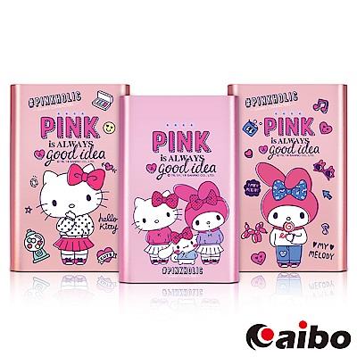 Hello Kitty 粉紅友情 12000 Plus 超薄時尚行動電源