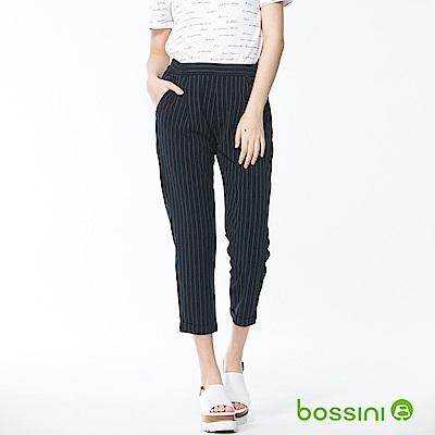 bossini女裝-彈力修身褲05海軍藍