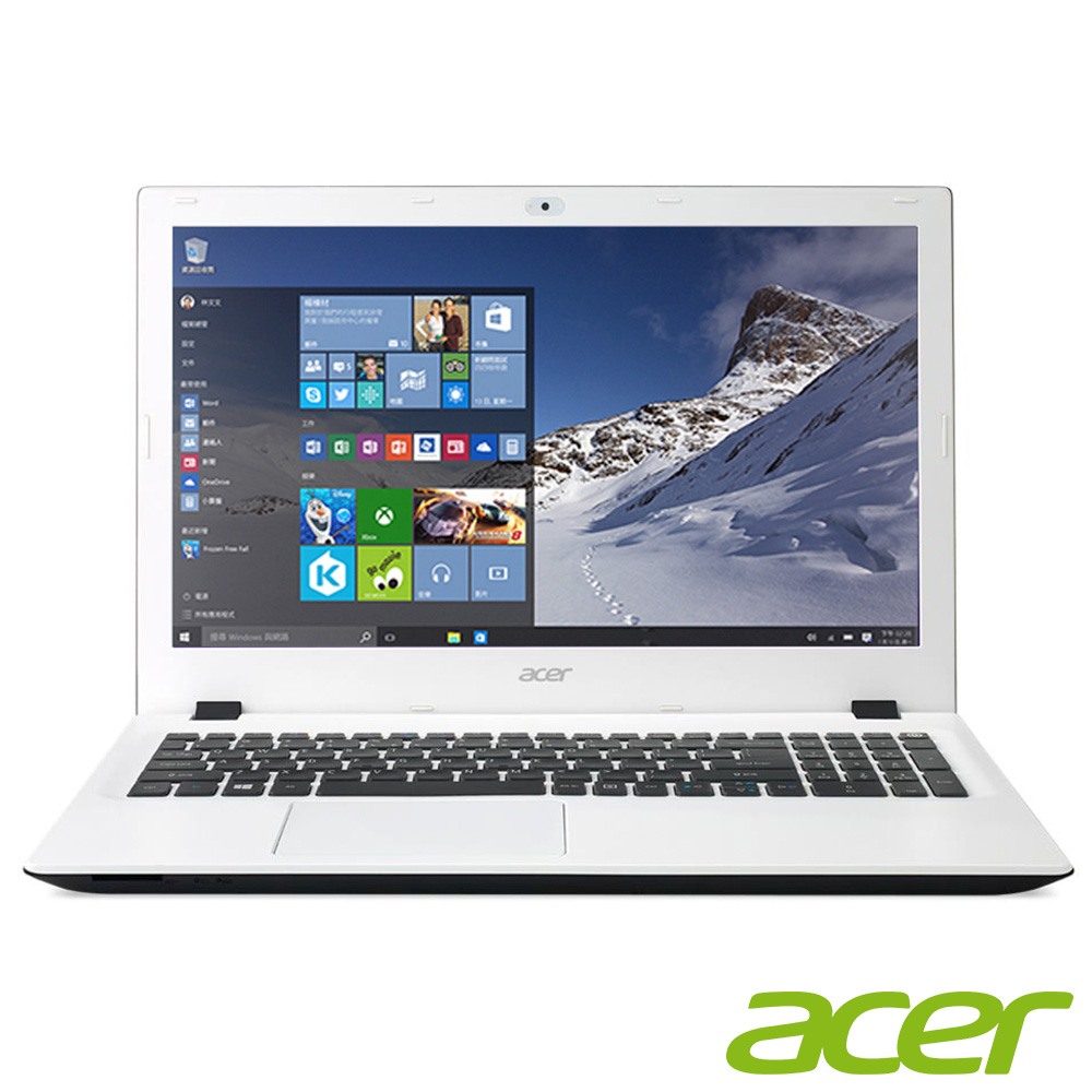 acer E5-532G-P4EJ 15吋筆電(N3710/920M獨顯/白