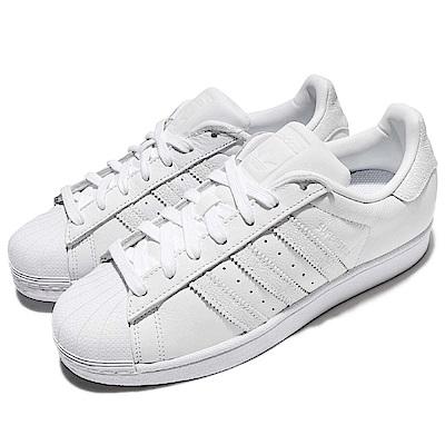 adidas 休閒鞋 Superstar 復古 男鞋