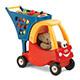 美國 Little Tikes 淘氣購物車(18M+) product thumbnail 2