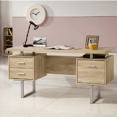 美傢COMDESK五尺電腦書桌-DIY(兩色可選)-寬152.4*60*76cm