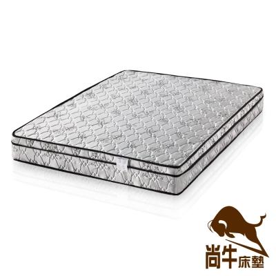 尚牛 三線高級緹花布硬式彈簧床墊(18mm釋壓棉)-單人3尺