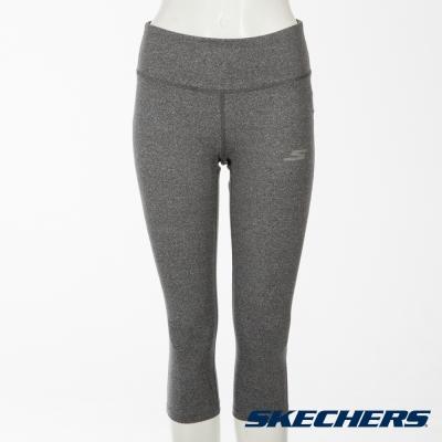 SKECHERS 女緊身半長褲 - GWPCP428DKGYM