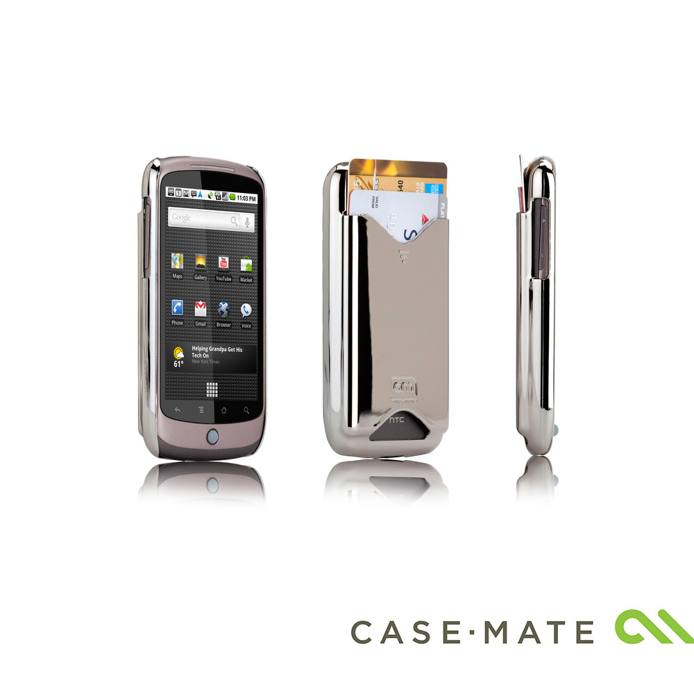 Case-Mate Google Nexus One ID Cases 超薄卡夾保護硬殼