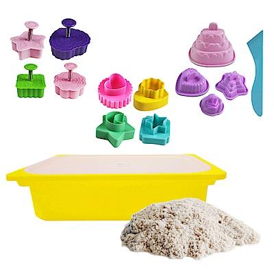 TUMBLING SAND 翻滾動力沙5公斤 精緻糕點便利盒