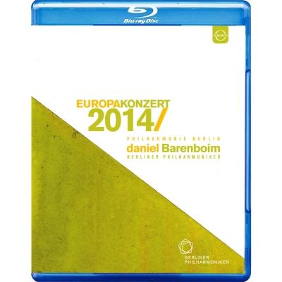 2014歐洲音樂會 莎士比亞紀念年 BD