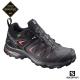 Salomon 登山鞋 低筒 GORETEX 防水 女 X ULTRA 3 黑紅 product thumbnail 2