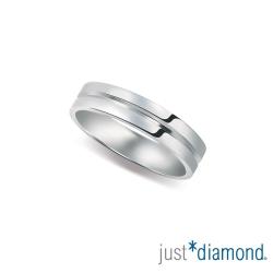 Just Diamond Eternity系列對戒 Heartbeat-男戒